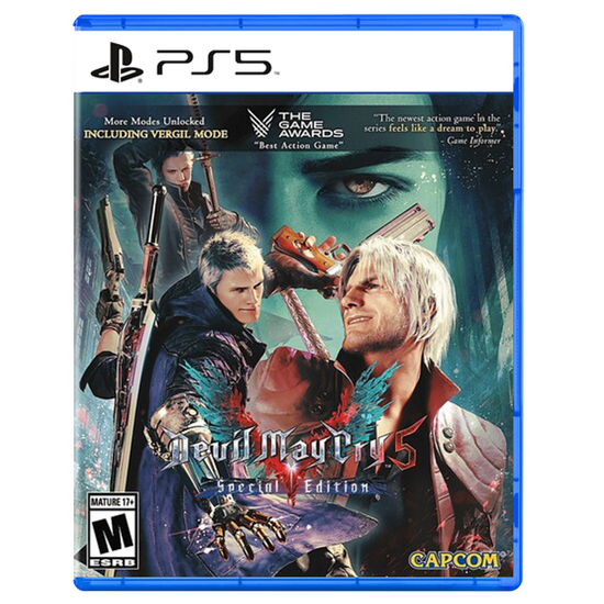 Devil May Cry 5 Special Edition for PlayStation 5Devil May Cry 5 Special Edition for PlayStation 5