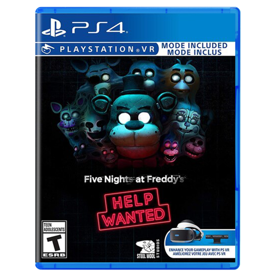 Five Nights at Freddy's: Help Wanted for PlayStation 4Five Nights at Freddy's: Help Wanted for PlayStation 4