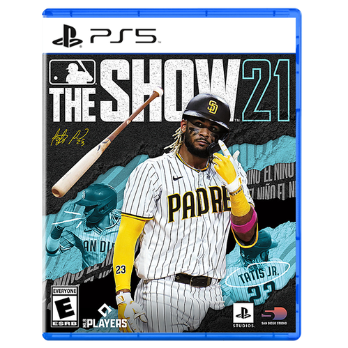 MLB The Show 21 for PlayStation 5