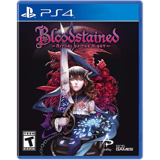 Bloodstained: Ritual of the NightBloodstained: Ritual of the Night