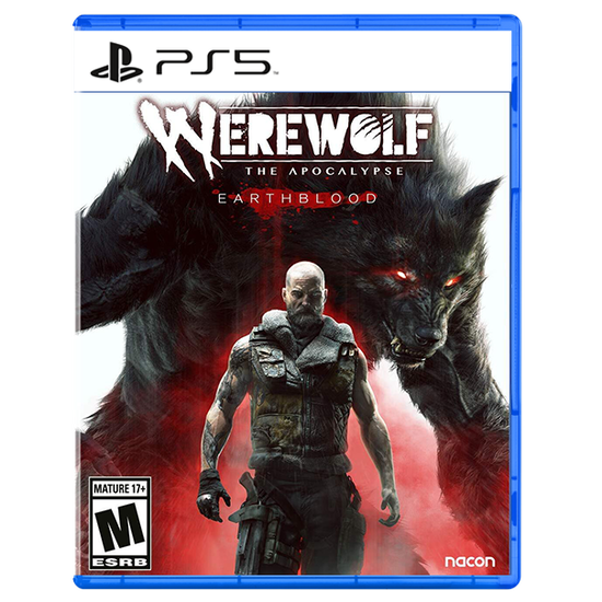Werewolf: The Apocalypse - Earthblood for PlayStation 5Werewolf: The Apocalypse - Earthblood for PlayStation 5