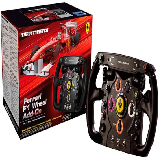 Thrustmaster F1 Racing Wheel T500 Add-OnThrustmaster F1 Racing Wheel T500 Add-On