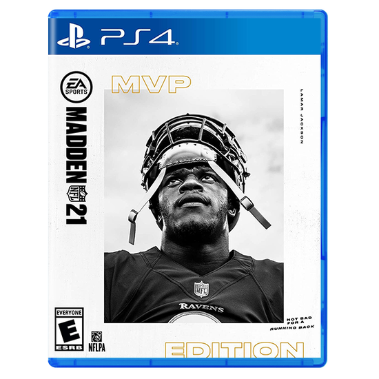Madden NFL 21 - MVP Edition for PlayStation 4Madden NFL 21 - MVP Edition for PlayStation 4