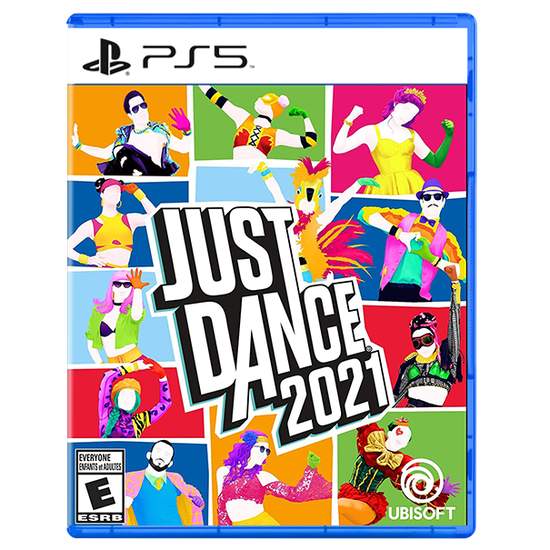 Just Dance 2021 for PlayStation 5Just Dance 2021 for PlayStation 5