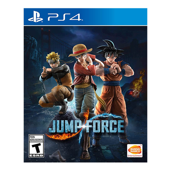 Jump Force for PlayStation 4Jump Force for PlayStation 4