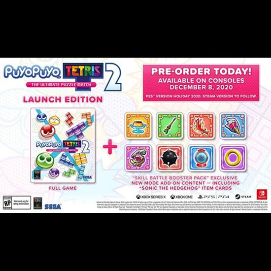 Puyo Puyo Tetris 2 for PlayStation 5Puyo Puyo Tetris 2 for PlayStation 5