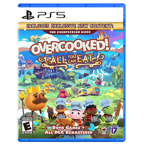 Overcooked! All You Can Eat for PlayStation 5