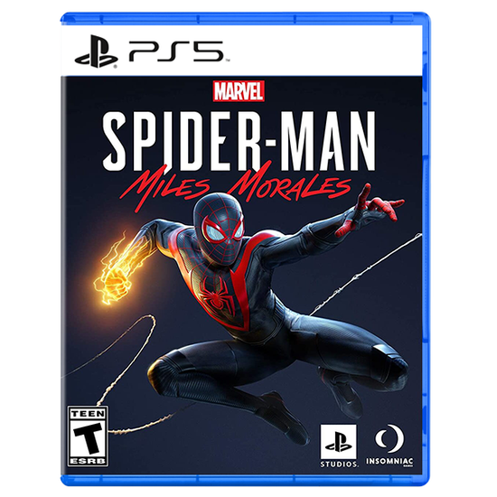 Marvel's Spider-Man: Miles Morales for PlayStation 5Marvel's Spider-Man: Miles Morales for PlayStation 5