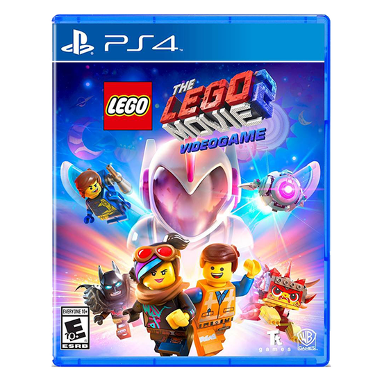 The Lego Movie 2 Video GameThe Lego Movie 2 Video Game
