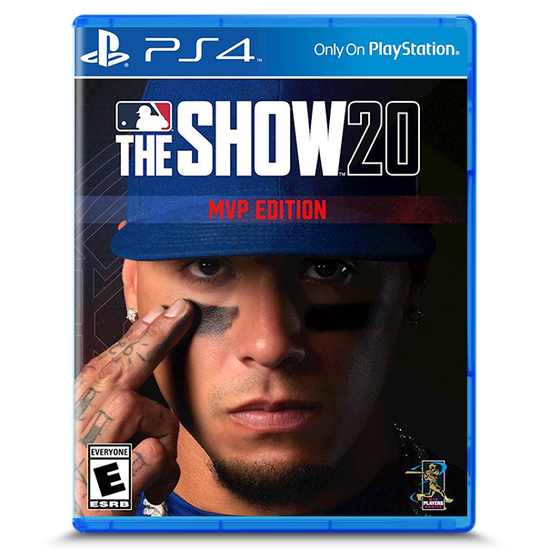 MLB The Show 20 MVP Edition - Playstation 4MLB The Show 20 MVP Edition - Playstation 4