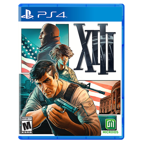 XIII for PlayStation 4