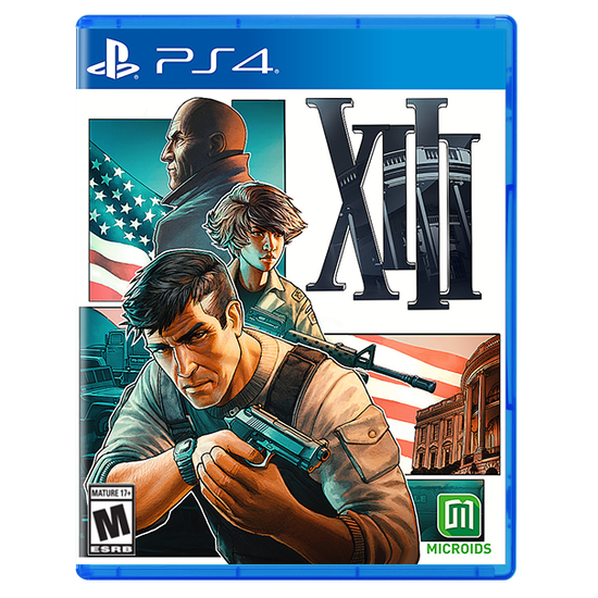 XIII for PlayStation 4XIII for PlayStation 4