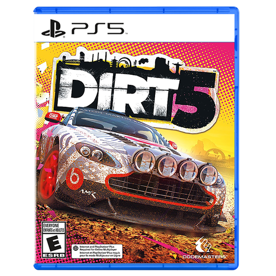 DiRT 5 for PlayStation 5DiRT 5 for PlayStation 5