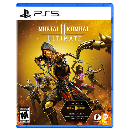 Mortal Kombat 11 Ultimate for PlayStation 5