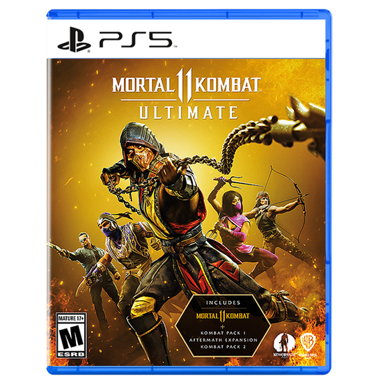 Mortal Kombat 11 Ultimate for PlayStation 5Mortal Kombat 11 Ultimate for PlayStation 5