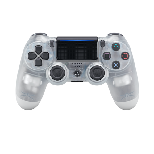 PS4 CONTROLLER D.SHOCK-CRYSTAL