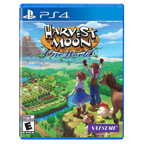 Harvest Moon: One World for PlayStation 4