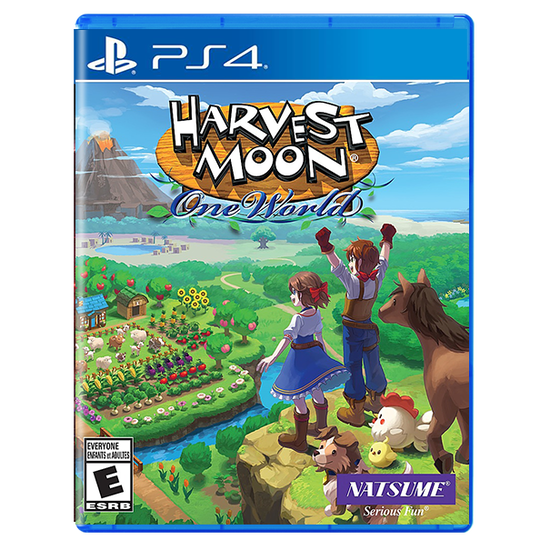 Harvest Moon: One World for PlayStation 4Harvest Moon: One World for PlayStation 4