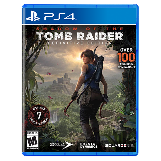 Shadow of The Tomb Raider: Definitive EditionShadow of The Tomb Raider: Definitive Edition