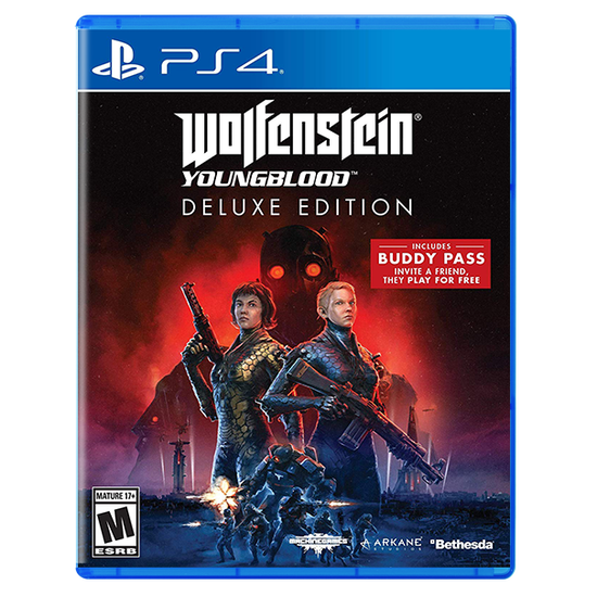 Wolfenstein: Youngblood Deluxe EditionWolfenstein: Youngblood Deluxe Edition