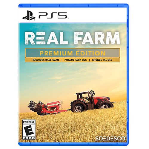 Real Farm - Premium Edition for PlayStation 5