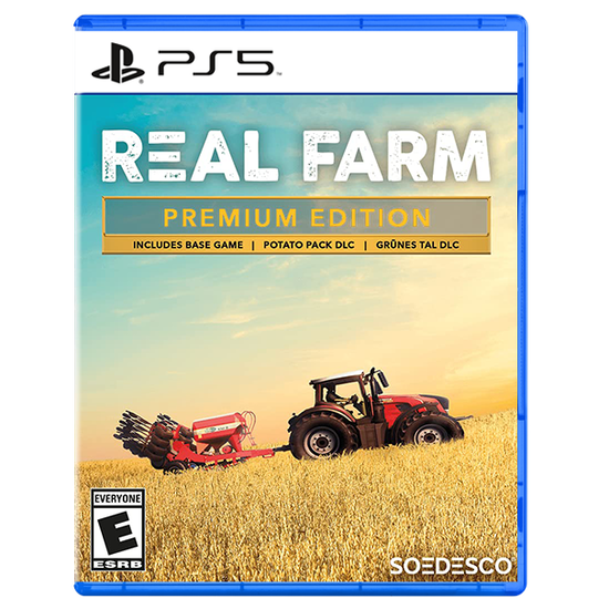 Real Farm - Premium Edition for PlayStation 5Real Farm - Premium Edition for PlayStation 5