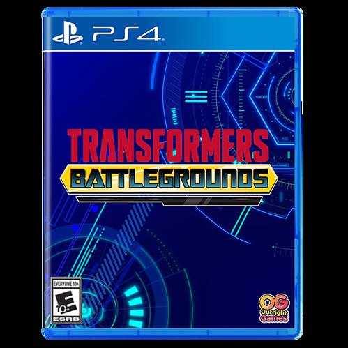 Transformers: Battlegrounds for PlayStation 4