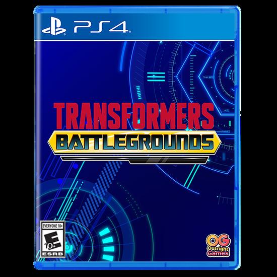 Transformers: Battlegrounds for PlayStation 4Transformers: Battlegrounds for PlayStation 4