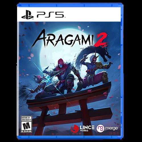 Aragami 2 for PlayStation 5