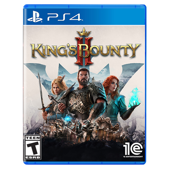 Kings Bounty II for PlayStation 4Kings Bounty II for PlayStation 4