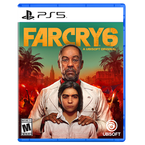 Far Cry 6 Limited Edition for PlayStation 5