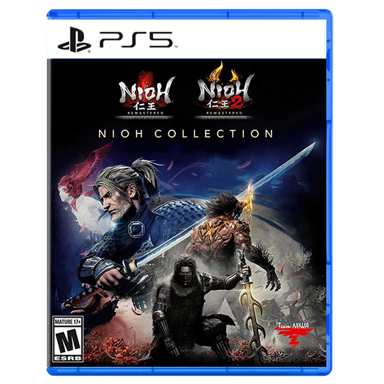 The Nioh Collection for PlayStation 5The Nioh Collection for PlayStation 5