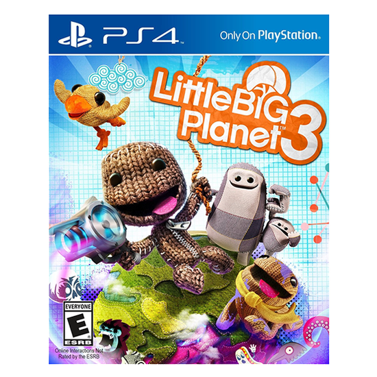 Little Big Planet 3Little Big Planet 3