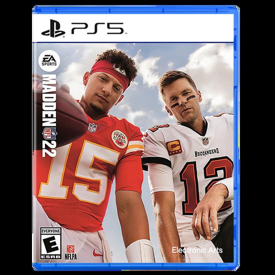Madden NFL 22 for PlayStation 5Madden NFL 22 for PlayStation 5