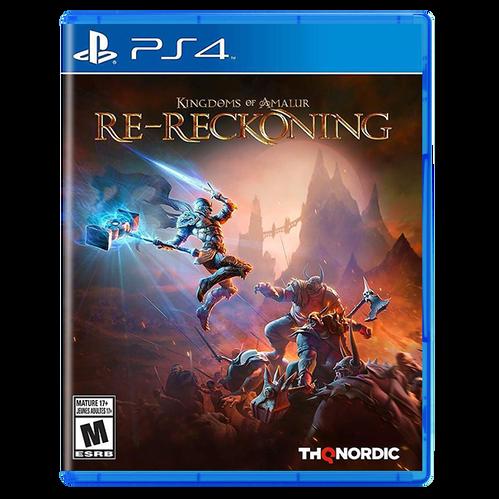 Kingdoms of Amalur Re-Reckoning for PlayStation 4