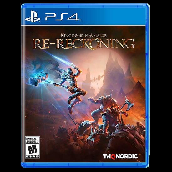 Kingdoms of Amalur Re-Reckoning for PlayStation 4Kingdoms of Amalur Re-Reckoning for PlayStation 4