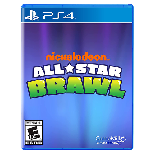 Nickelodeon All-Star Brawl for PlayStation 4