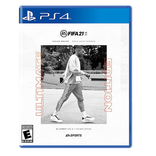 FIFA 21 - Ultimate Edition for PlayStation 4FIFA 21 - Ultimate Edition for PlayStation 4