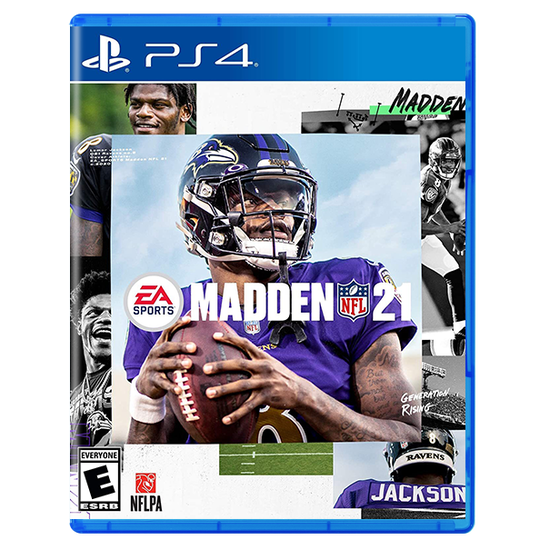 Madden NFL 21 for PlayStation 4Madden NFL 21 for PlayStation 4