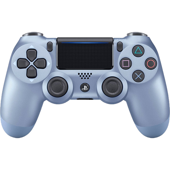 DUALSHOCK 4 Wireless Controller for PS4 - Titanium BlueDUALSHOCK 4 Wireless Controller for PS4 - Titanium Blue