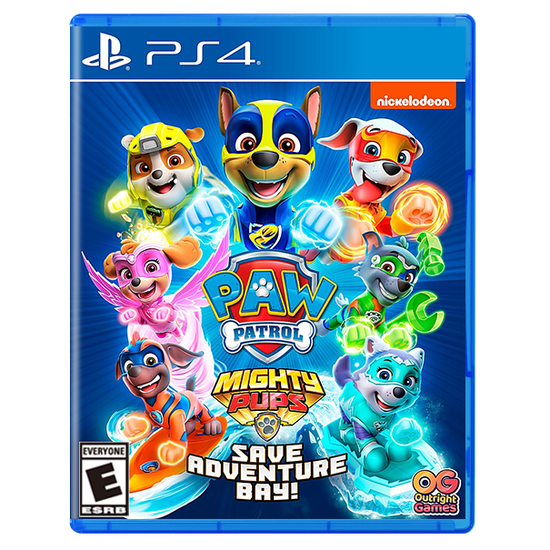PAW Patrol Mighty Pups Save Adventure Bay for PlayStation 4PAW Patrol Mighty Pups Save Adventure Bay for PlayStation 4