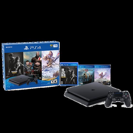 PlayStation 4 BundlePlayStation 4 Bundle