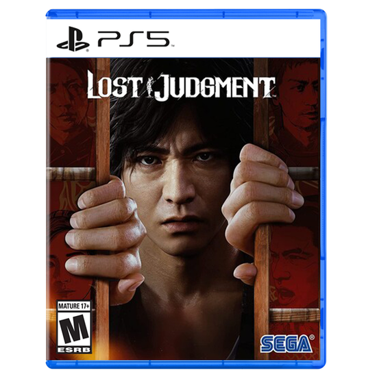 Lost Judgment for PlayStation 5Lost Judgment for PlayStation 5