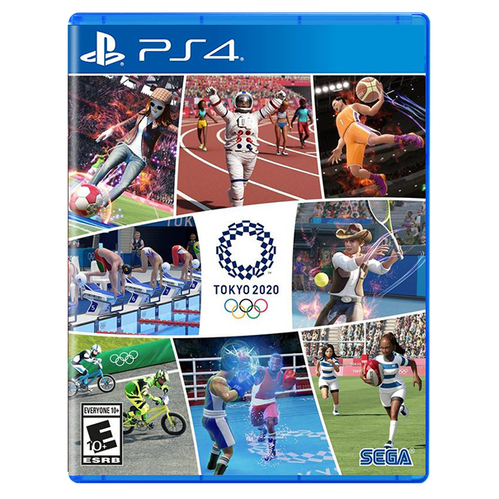 Tokyo 2020 Olympic Games for PlayStation 4