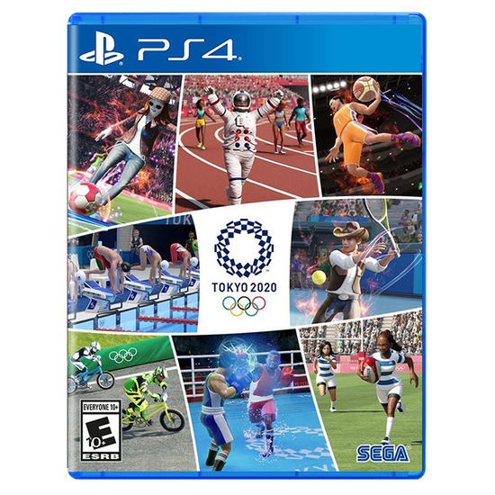 Tokyo 2020 Olympic Games for PlayStation 4Tokyo 2020 Olympic Games for PlayStation 4