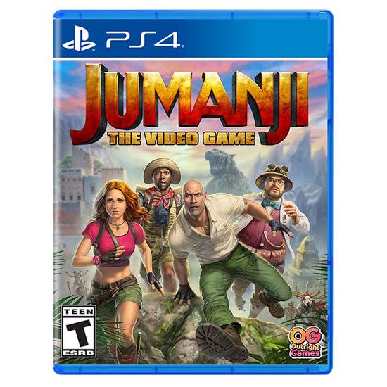 Jumanji the Video GameJumanji the Video Game