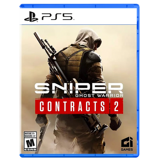 Sniper Ghost Warrior Contracts 2 for PlayStation 5Sniper Ghost Warrior Contracts 2 for PlayStation 5