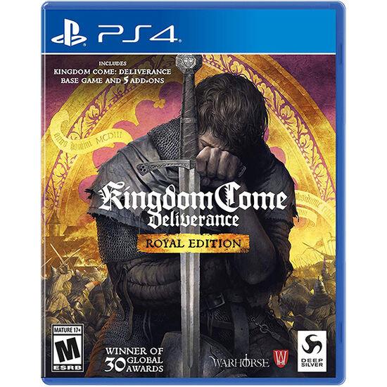 Kingdom Come: Deliverance Royal EditionKingdom Come: Deliverance Royal Edition