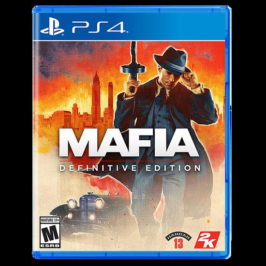 Mafia: Definitive Edition for PlayStation 4Mafia: Definitive Edition for PlayStation 4