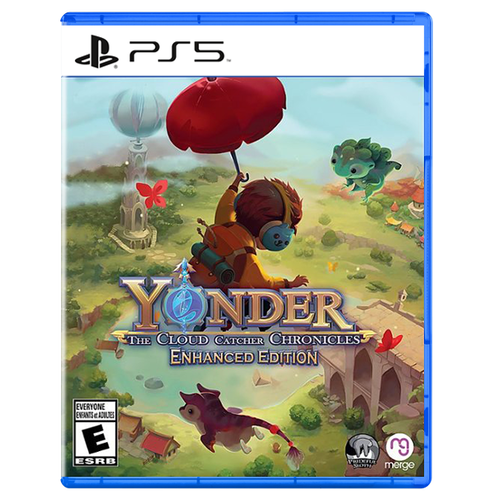 Yonder: The Cloud Catcher Chronicles Enhanced Edition for PlayStation 5
